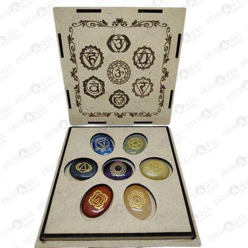 Prayosha Crystals Reiki Set