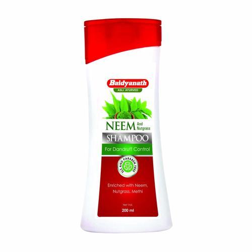 Baidyanath Neem And Nutgrass Hair Shampoo / Methi For Hair Growth - 200ml