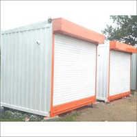 Prefabricated Portable Shop Cabin