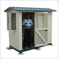 Portable Security Guard Room Cabin