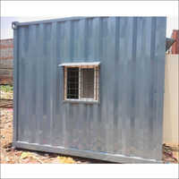 MS Portable Security Guard Cabin