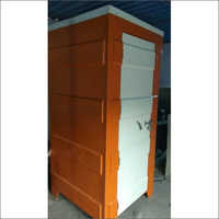 PVC Readymade Toilet Cabin