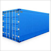 Galvanized Steel Used Shipping Container