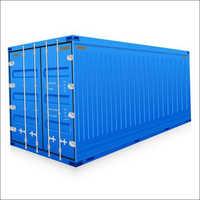 Used Milk Cargo Container