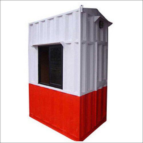 GI Portable Toll Booth