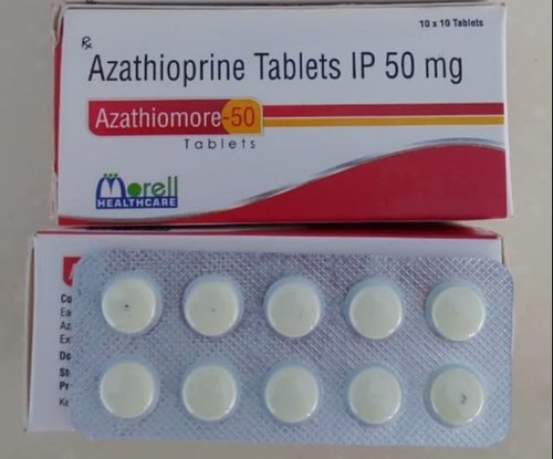 AZATHIOPRINE 50MG TABLET