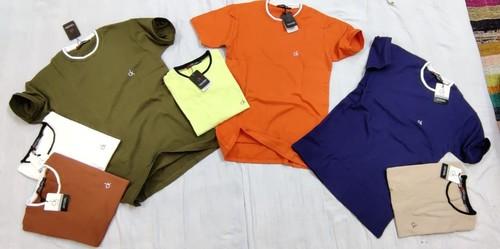 Multi Branded Mens T Shirts Stock Lot