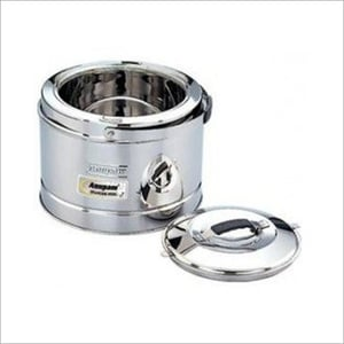 30 Ltr Stainless Steel Hot Pot
