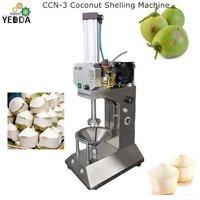 CCN-3 High Quality Coconut Peeler Machine Coconut Skin Cutting Trimmer Peeling Machine