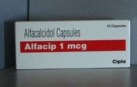 ALFACALCIDOL CAPSULE