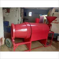 150 Kg Rice Puffing Machine