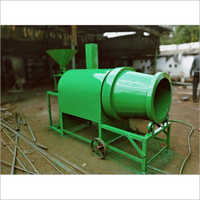 200 Kg Rice Puffing Machine