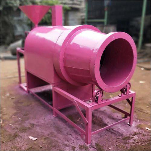 190 Kg Rice Puffing Machine