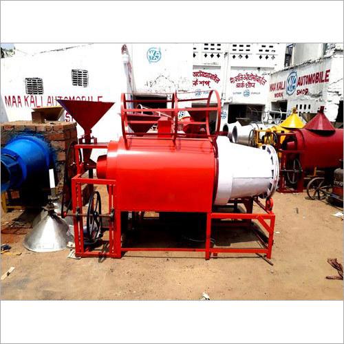 175 Kg Rice Puffing Machine