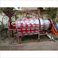 Puffed Rice Roasting Machine