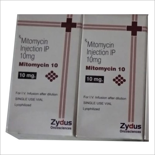 Mitomycin Injection 10mg And 40mg