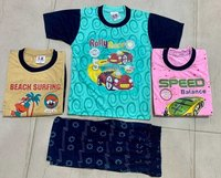 Baby T shirts with Capry