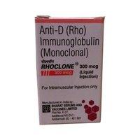 Anti D-Immunoglobulin Injection