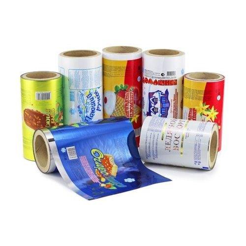 Flexo Printed Packaging Rolls