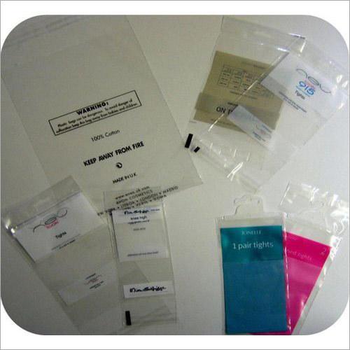 Printed Bags