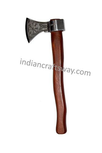 Hand Forged Norse Axe
