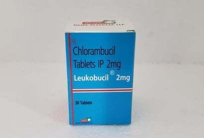 CHLORAMBUCIL TABLETS IP 2MG