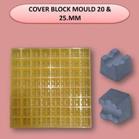 Cover Block Mould 20 & 25.mm