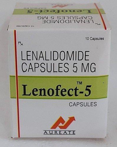 LENALIDOMIDE CAPSULES 5MG