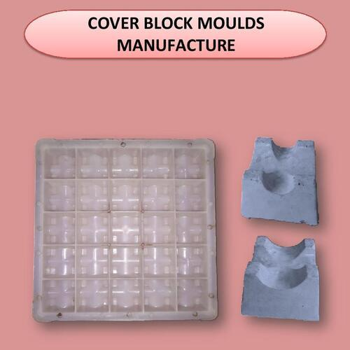 Cover Block Moulds Manufacture