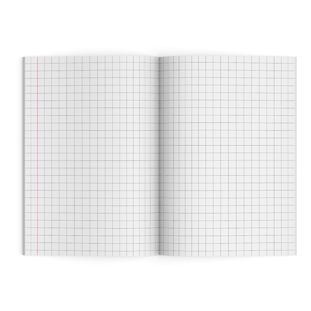 Sundaram Winner King Note Book (Medium Square) - 172 Pages (E-15S)