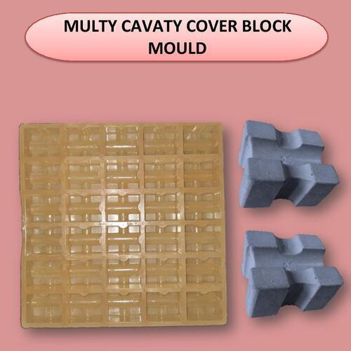 Multy Cavity Cover Block Mould