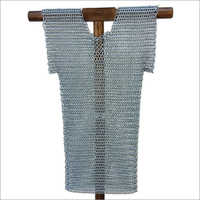 MS Butted Chainmail Hauberk