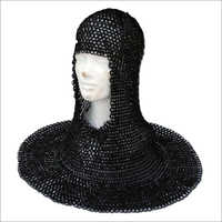 Armory Chainmail Coif Hood