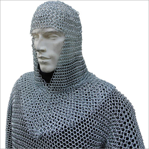 Chainmail Armour Zinc Finished