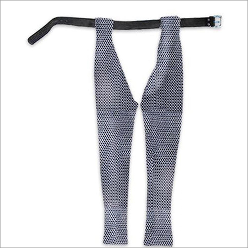 Chausses Chainmail Legging Pair