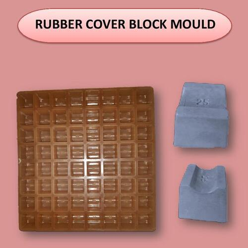 RUBBER COVER BLOCK MOULD