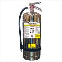 K Type Fire Extinguisher