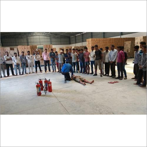 Fire First Aid Training Services
