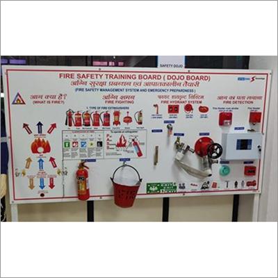Fire Safety Training Dojo Board Services