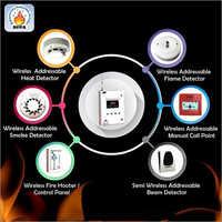 Wireless Fire Alarm System