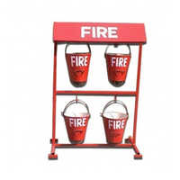 Fire Safety Stand