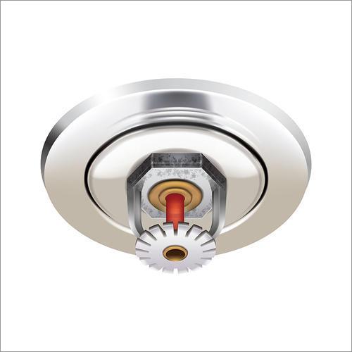 Metal Fire Sprinkler System