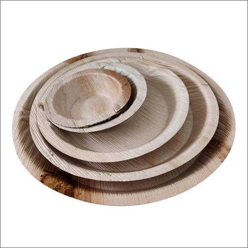 Areca Leaf Plate Set