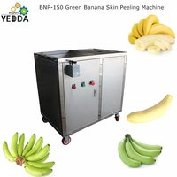 BNP-150 Green Banana Plantain Peeling Machine