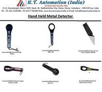 Hand Held Metal Detector-Superwand-Garrett