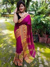 Khaadii designer Full body weaving saree