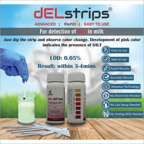 Reagent Test Strips