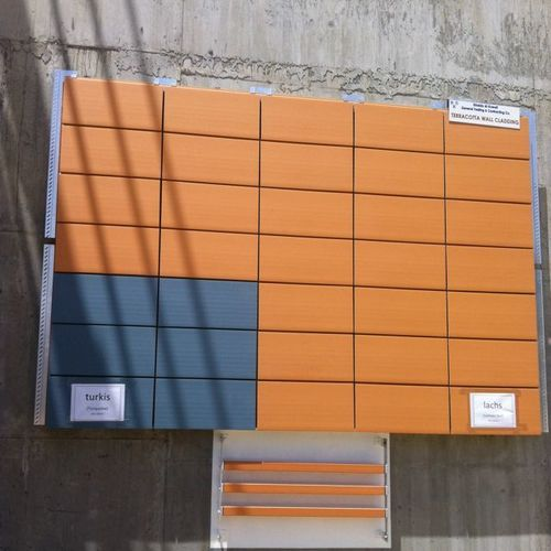 Framing System for wall tile cladding