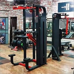 Fitness Assisted Chin Up Machine