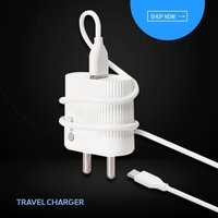 Bluei BI-DI-HC-303 Single USB 3.0Amp, 18W Fast Charger